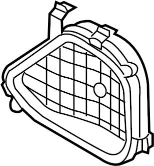 Turn Signal Light Bulb Socket Instrument Panel Bulb Socket