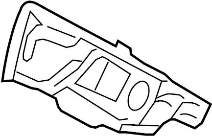 1994 Audi 100 Quattro Clutch Master Cylinder Manua
