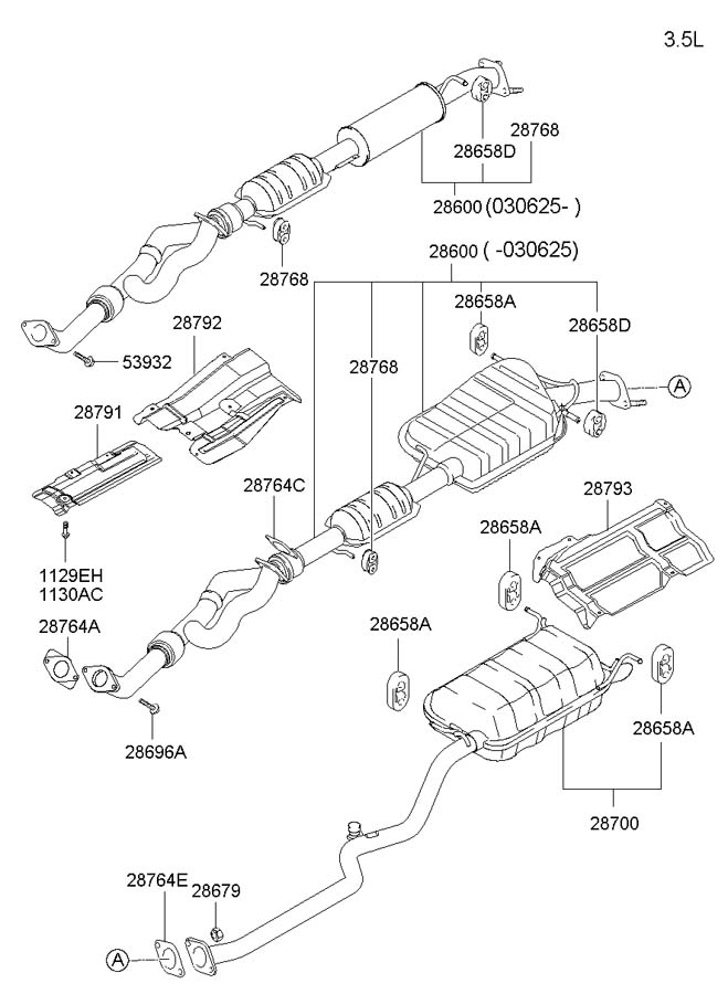 Kia Sedona Bank 1 O2 Sensor Location Within Kia Wiring And