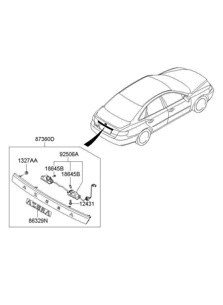 How To Change 2006 Hyundai Azera Wiper Blades Wiper
