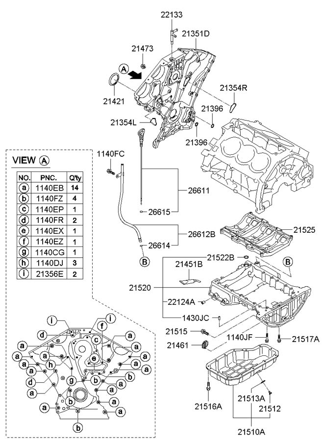 Service manual [2013 Hyundai Genesis Coupe Timing Chain