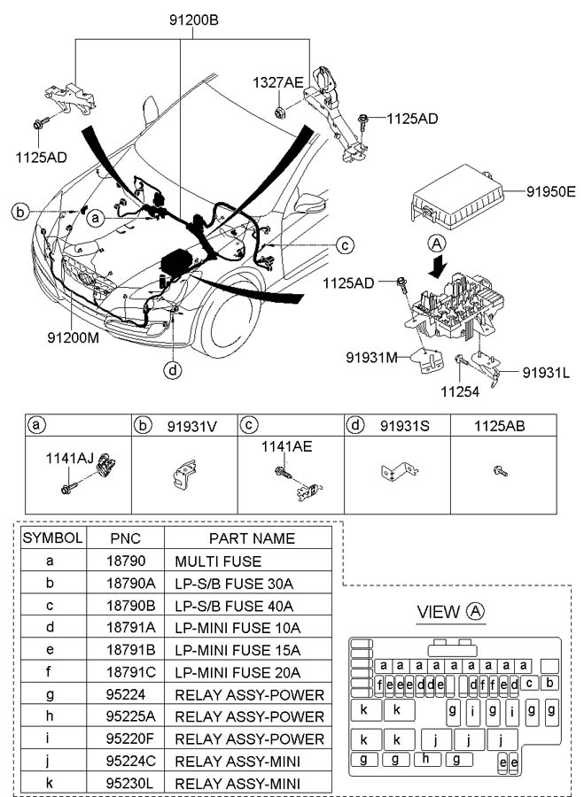 Service manual [Diagram Motor 2010 Hyundai Genesis Pdf