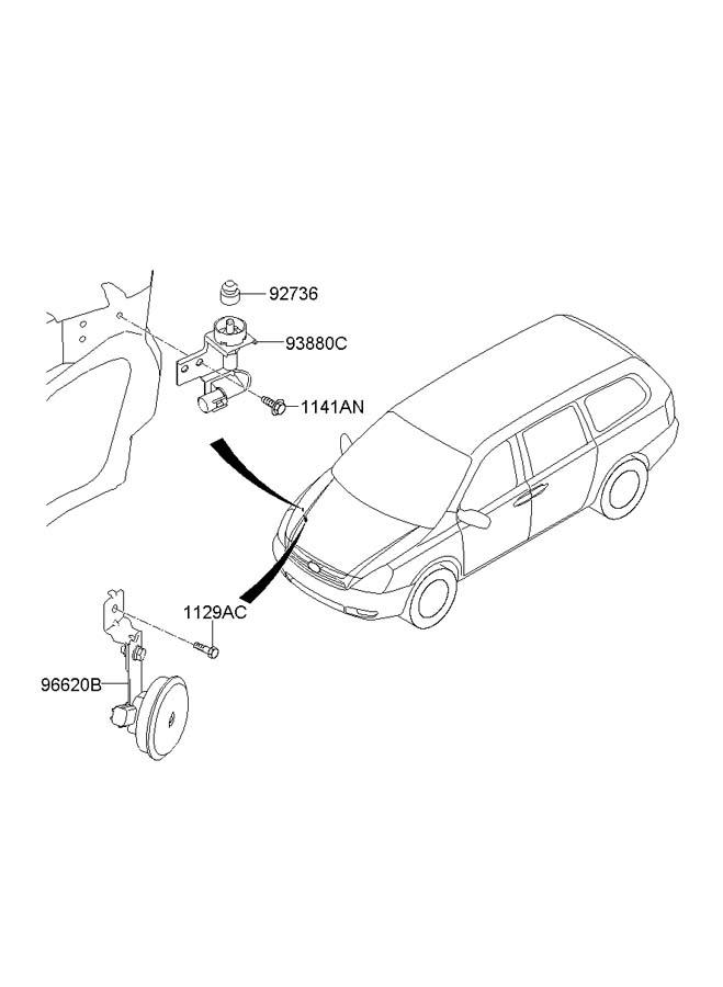 Mitsubishi Outlander Trailer Wiring Harness