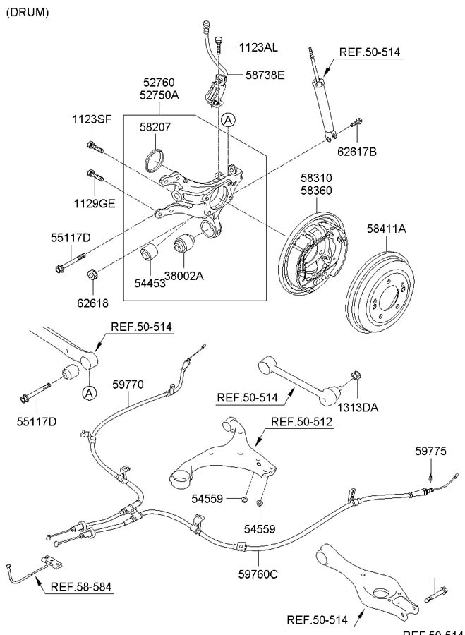2009 Kia Spectra Electrical Wiring Diagrams