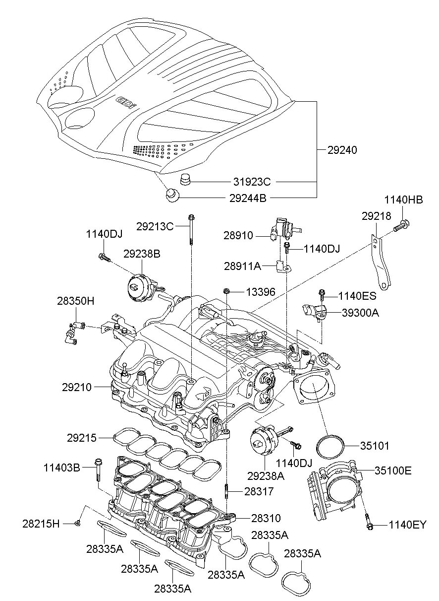 medium resolution of azera engine diagram azera free engine image for user 2011 hyundai sonata engine diagram 2010 hyundai