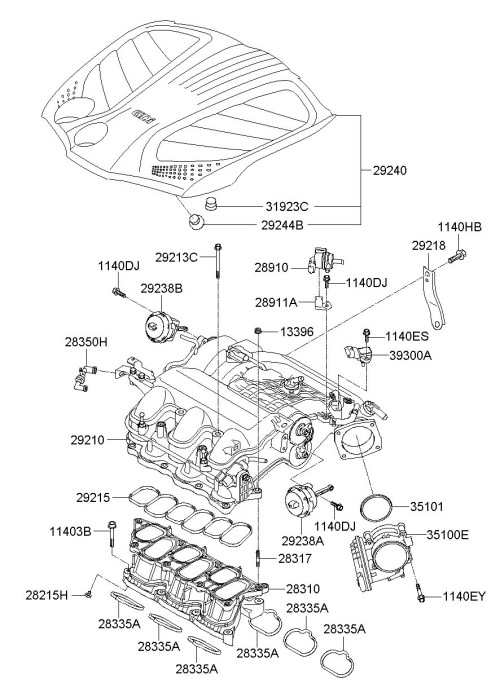 small resolution of azera engine diagram azera free engine image for user 2011 hyundai sonata engine diagram 2010 hyundai