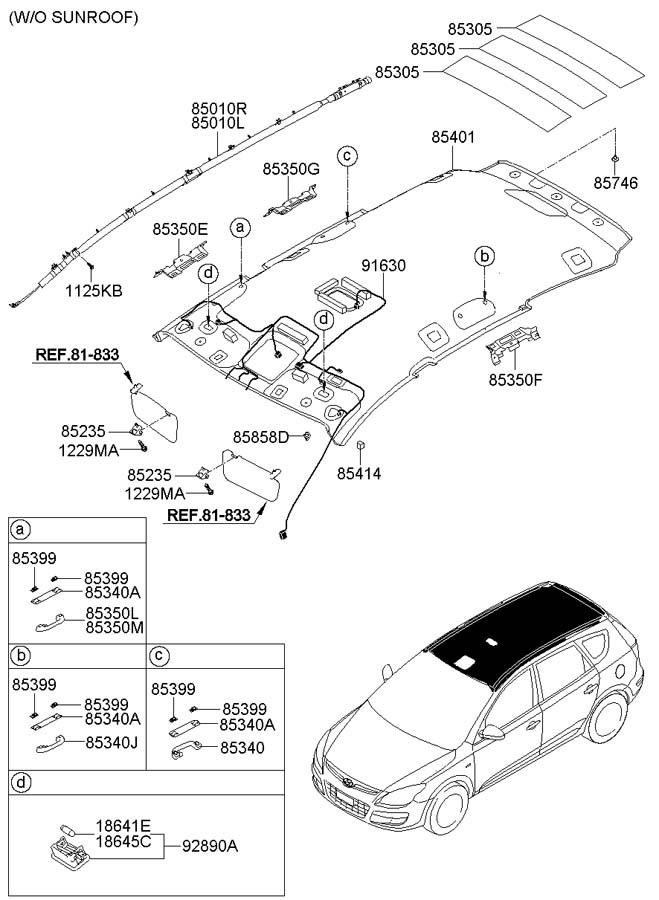 2000 Hyundai Elantra Spark Plug Wire Diagram