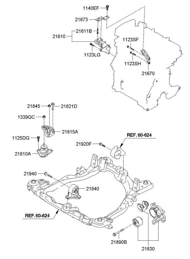 Hyundai Beta Engine 2 0l, Hyundai, Free Engine Image For