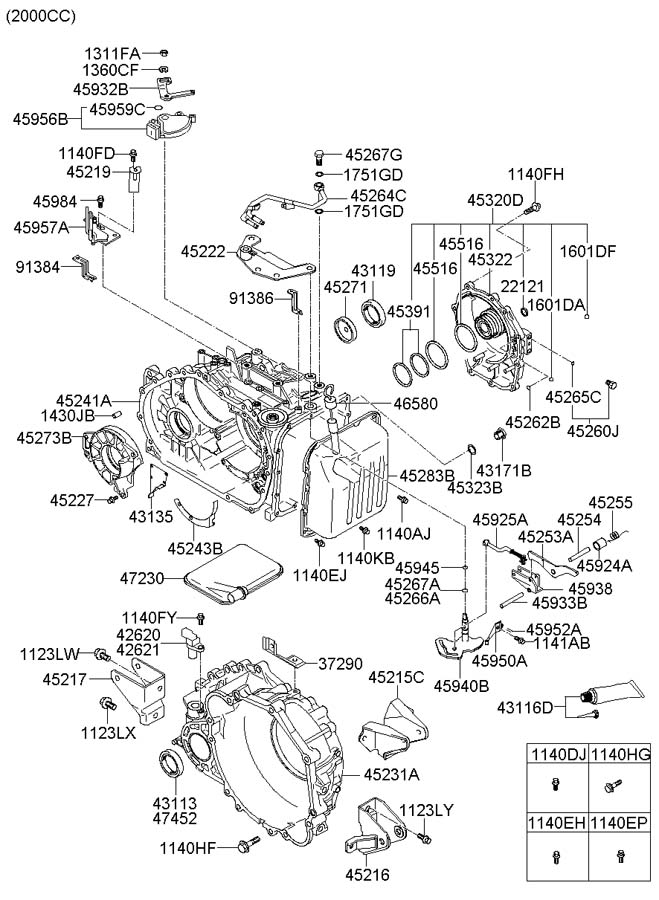 2004 Hyundai Santa Fe Engine Diagram Within Hyundai Wiring