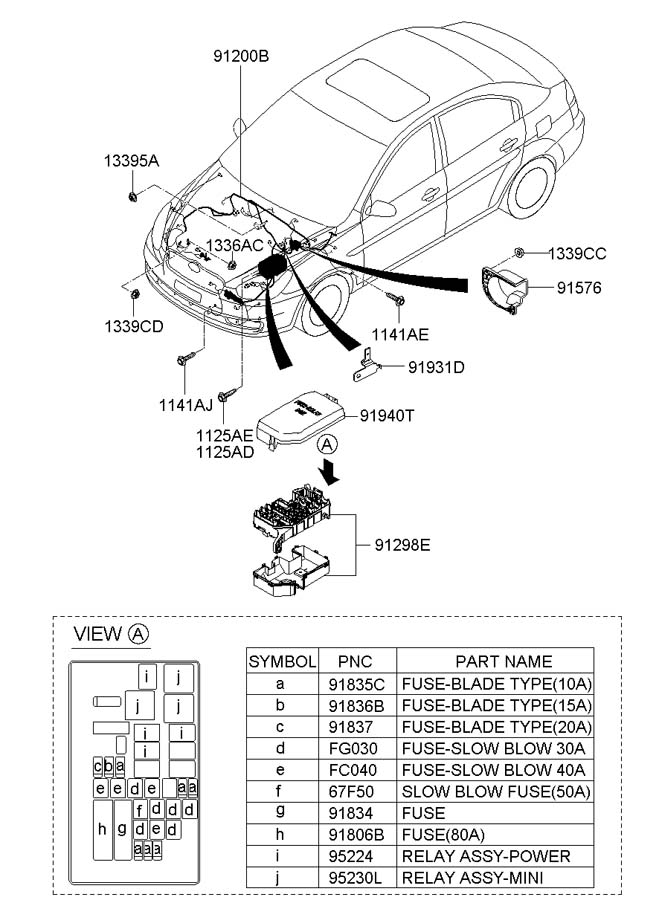 [DIAGRAM] 2001 Hyundai Accent Wiring Diagram FULL Version
