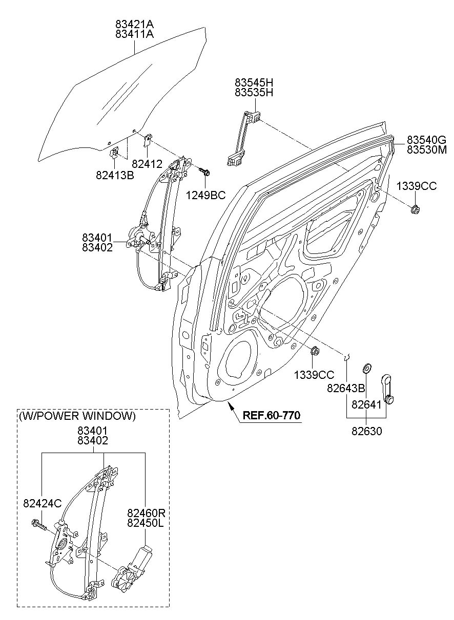 Hyundai accent door parts on 2001 nissan frontier condenser fan wiring harness 1988 jeep wiring diagrams