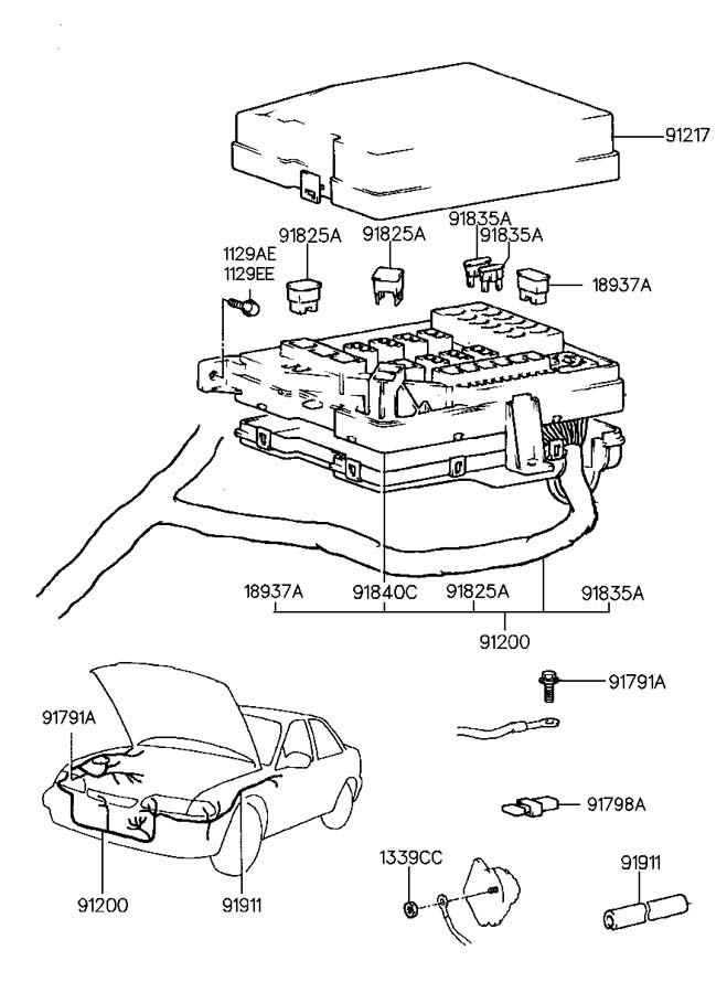 Pin Engine-compartment-wiring on Pinterest