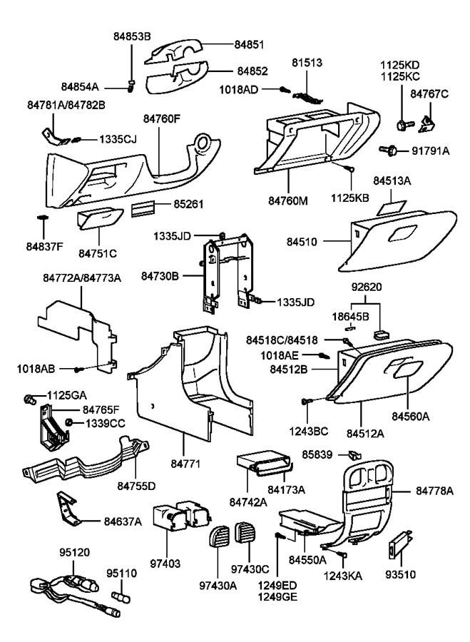 Hyundai sonata 2006 parts