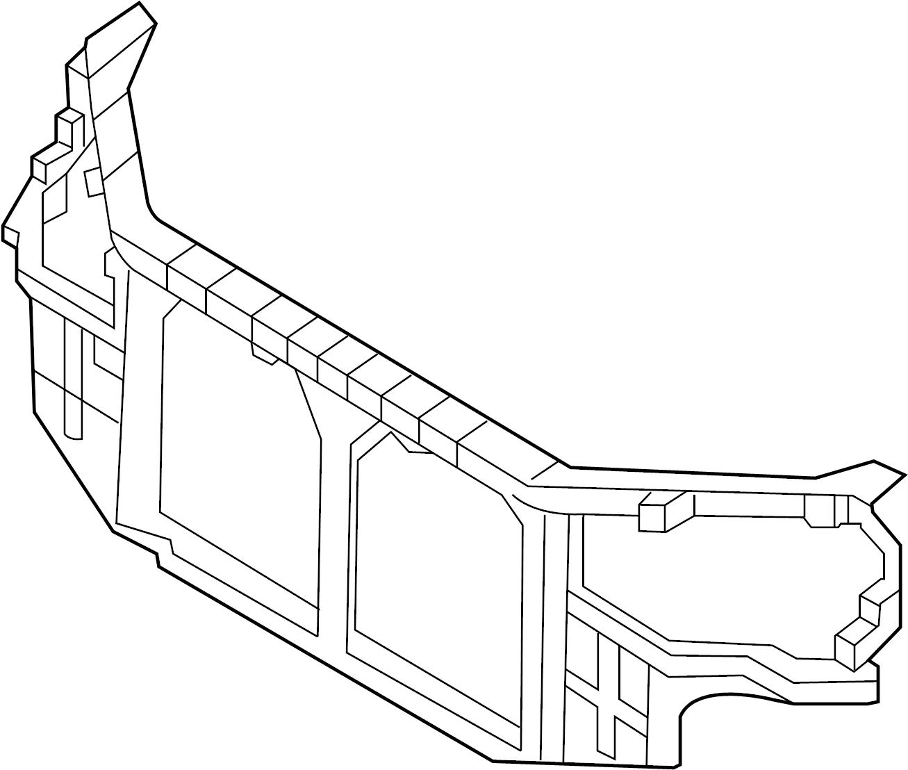 Hyundai Sonata Carrier Assembly