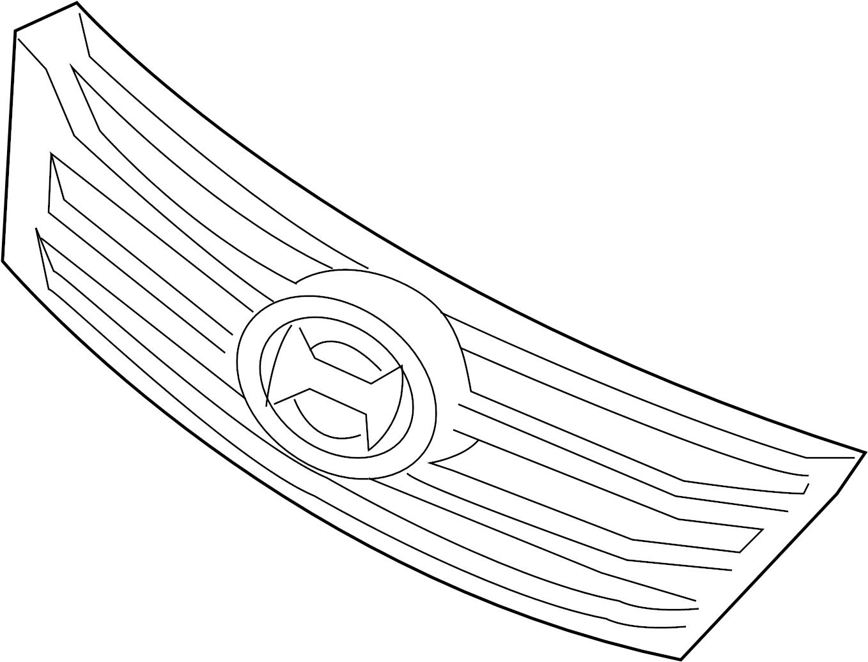 Hyundai Azera Parts