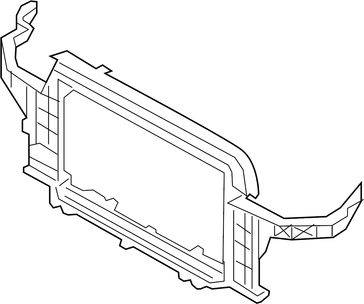 Hyundai Veloster Carrier Assembly