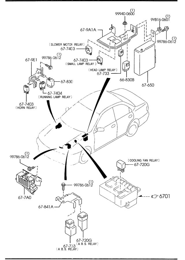 Renault Captur Wiring Diagram