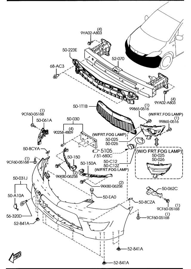 Parts: Mazda Parts