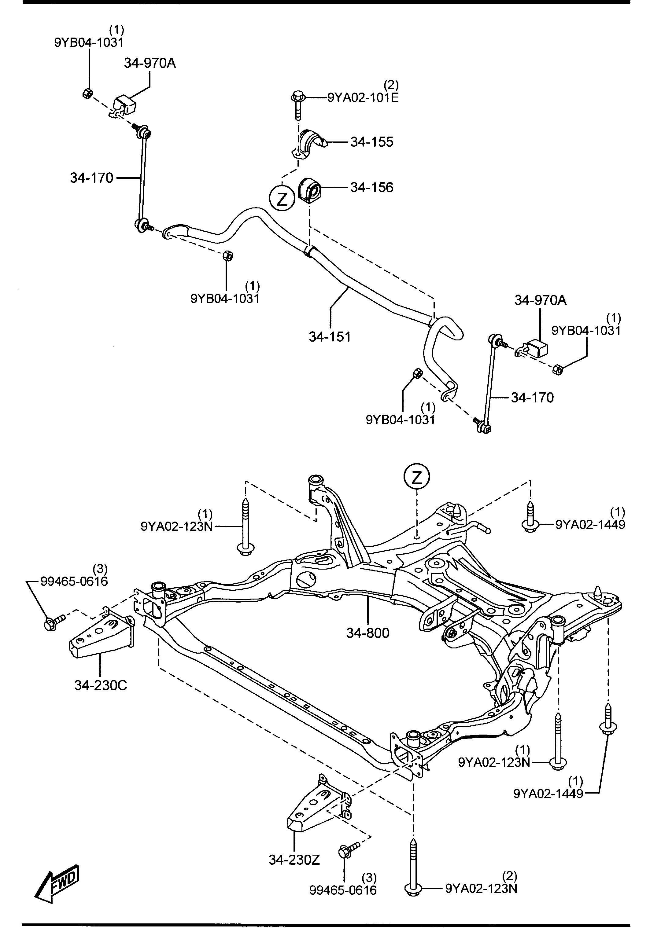 Mazda Cx 5 Rod Control