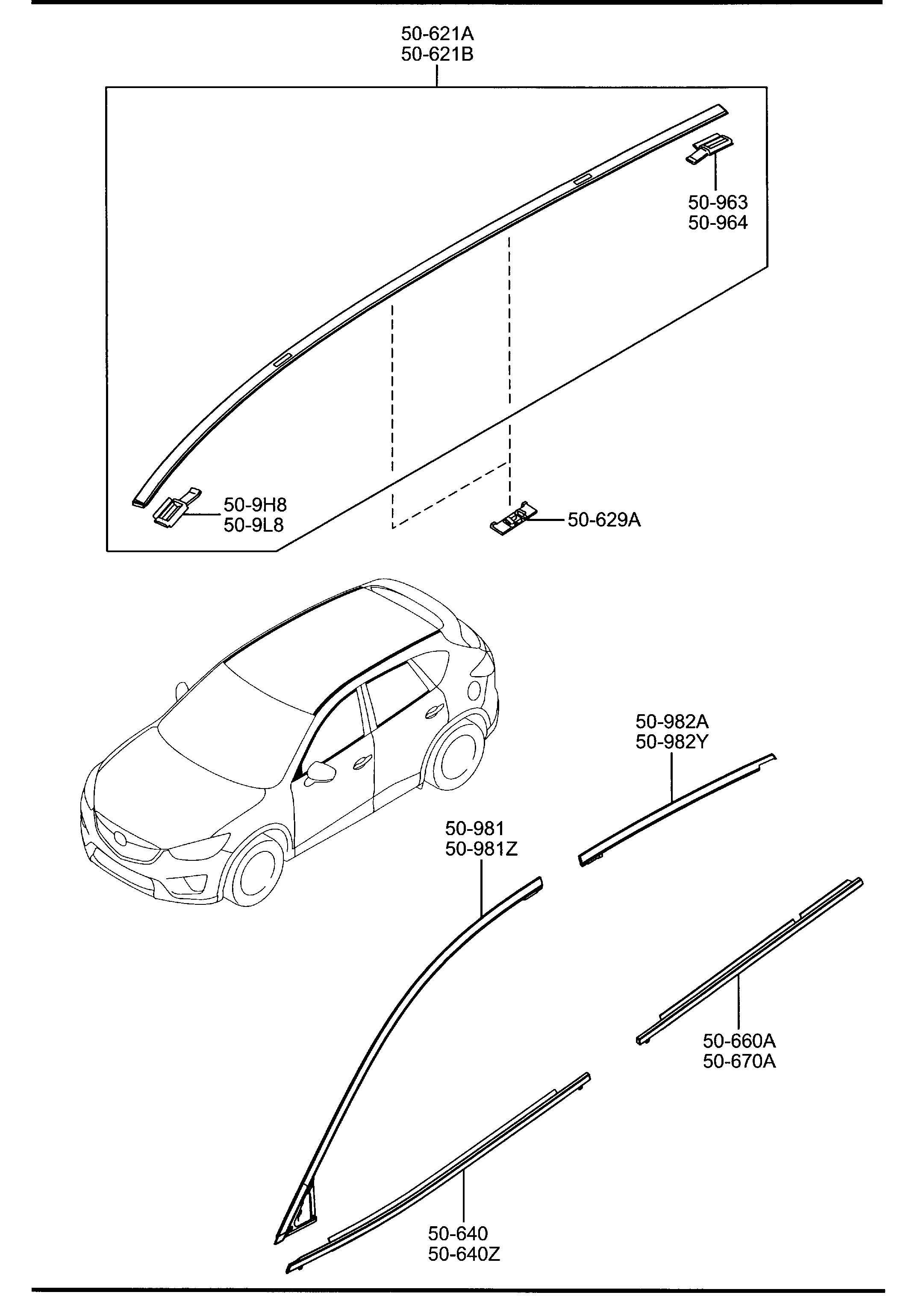 Mazda Cx 5 Clip