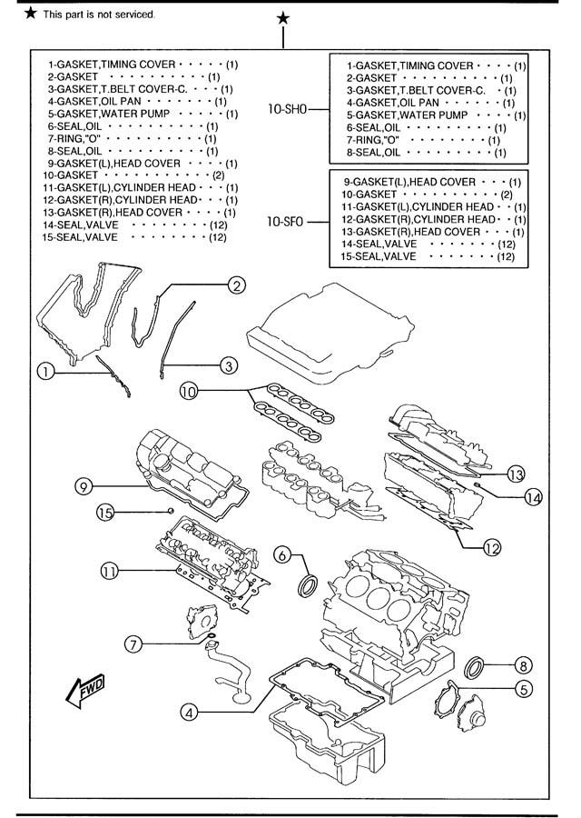 Mazda Mpv Rear Suspension Parts Diagram. Mazda. Auto