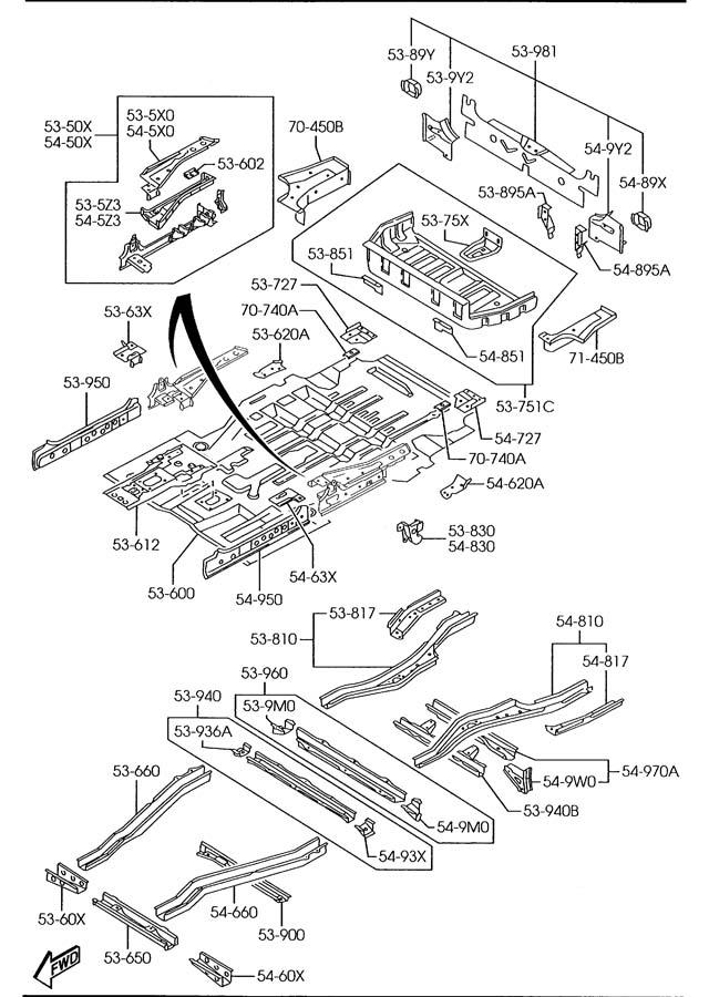 Mazda B2600 Wiring Diagram. Mazda. Auto Wiring Diagram