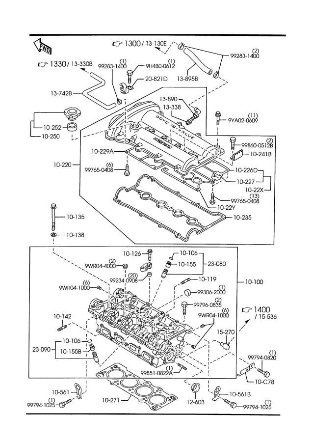 [DIAGRAM] Mazda Miata Parts Diagram FULL Version HD
