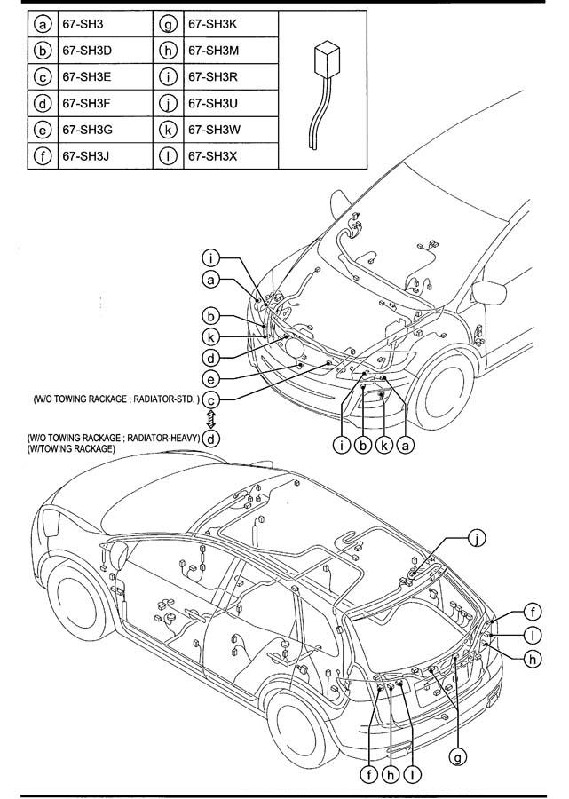 [DIAGRAM] Mazda Cx 9 Wiring Diagram FULL Version HD
