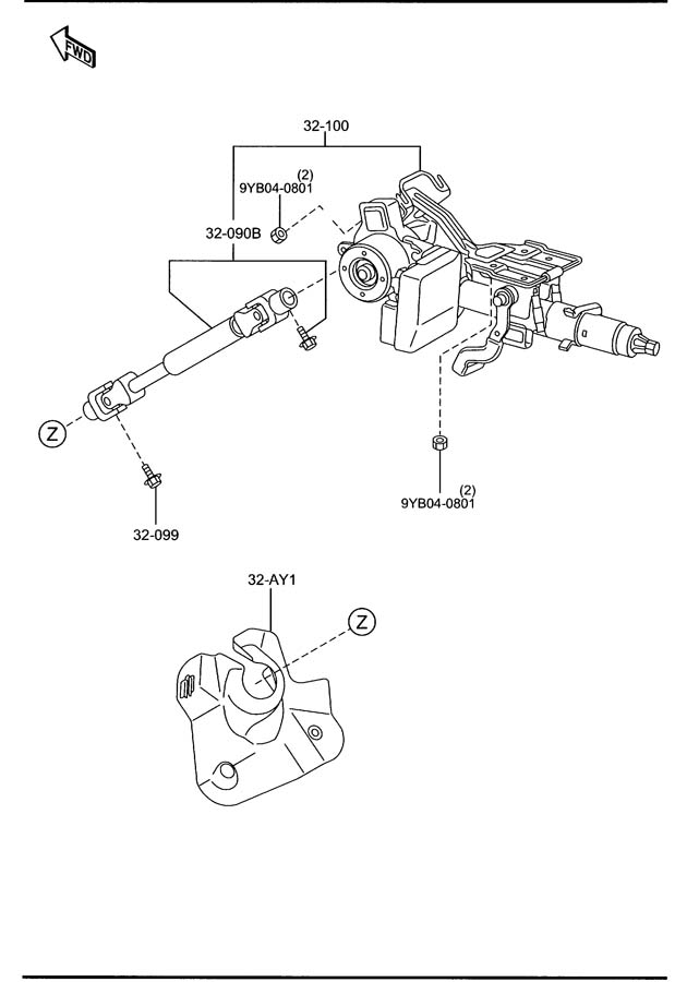 Location Of 2002 Oldsmobile Intrigue Fuse Box 1994