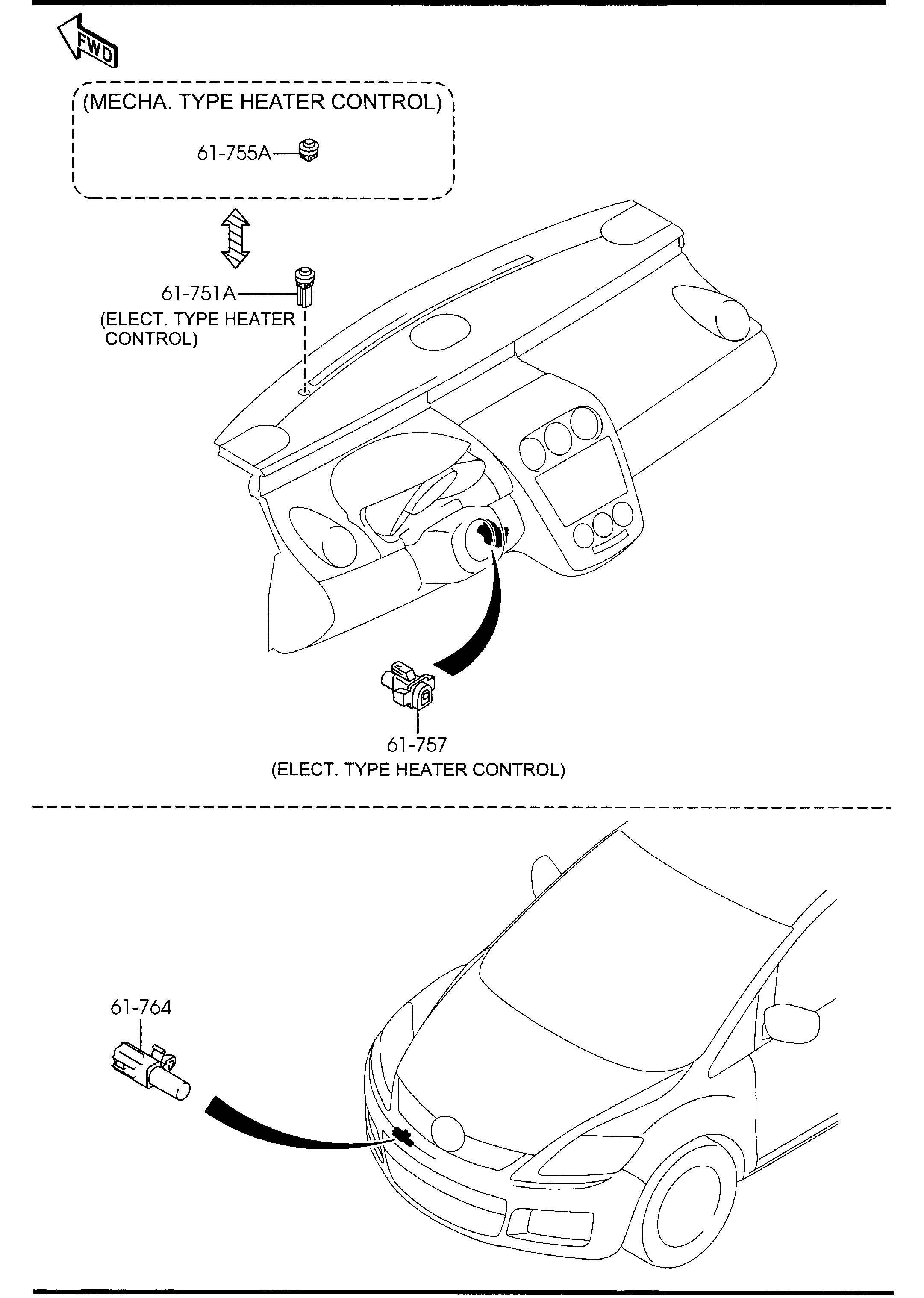 Mazda Cx 7 A C Condenser