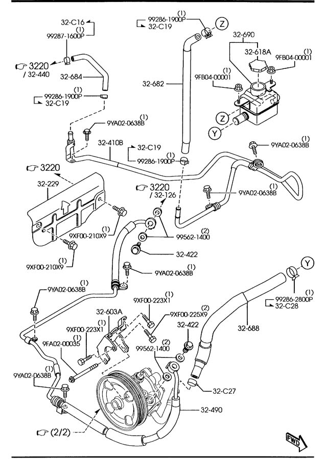 [DIAGRAM] Wiring Diagram Mazda 6 2012 Espa Ol FULL Version