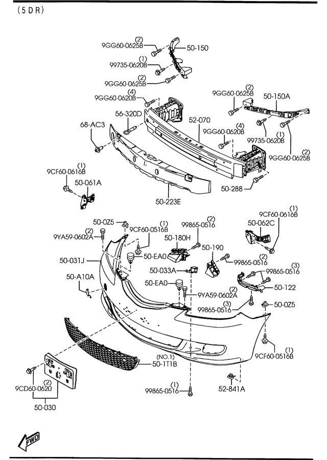 1997 Mazda B2300 Fuse Box. Mazda. Auto Wiring Diagram