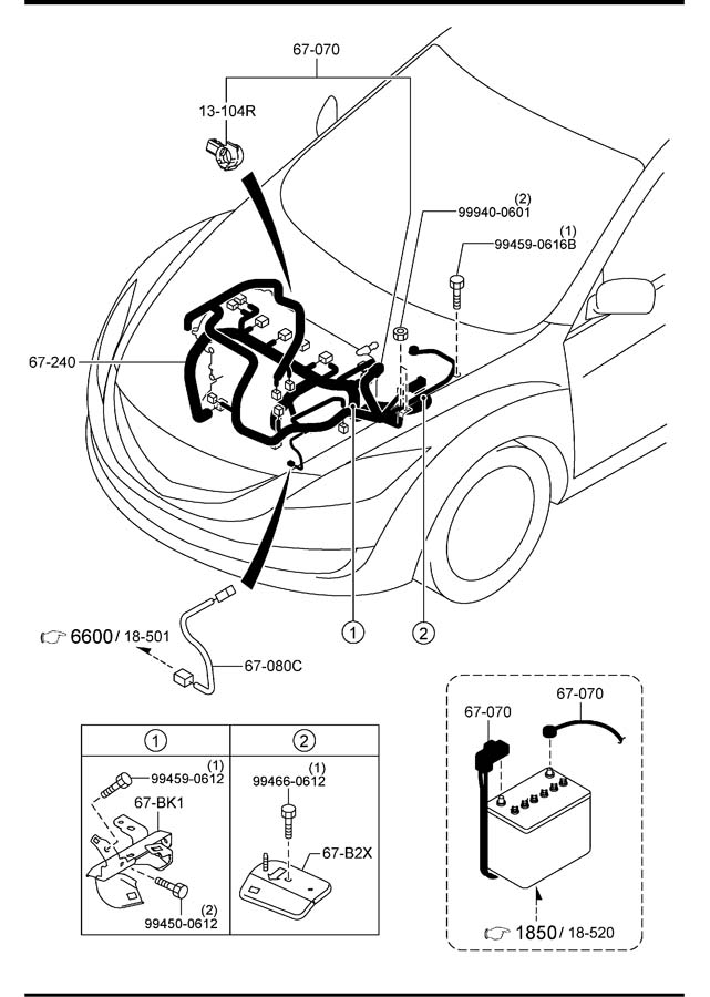 [DIAGRAM] 2004 Mazda 3 Engine Wiring Diagram FULL Version
