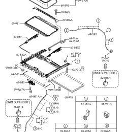 how to manually close your mazda 3 sun roof in the event of a mazda tilt motor schematics [ 2162 x 3037 Pixel ]