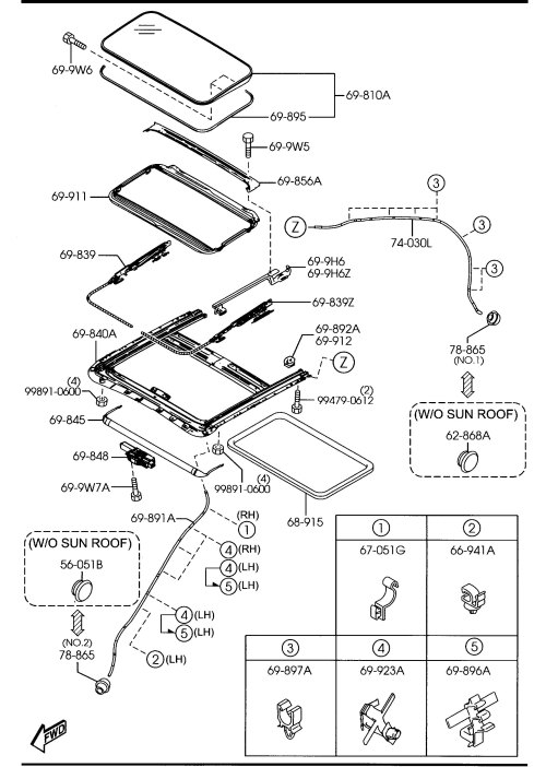 small resolution of how to manually close your mazda 3 sun roof in the event of a mazda tilt motor schematics