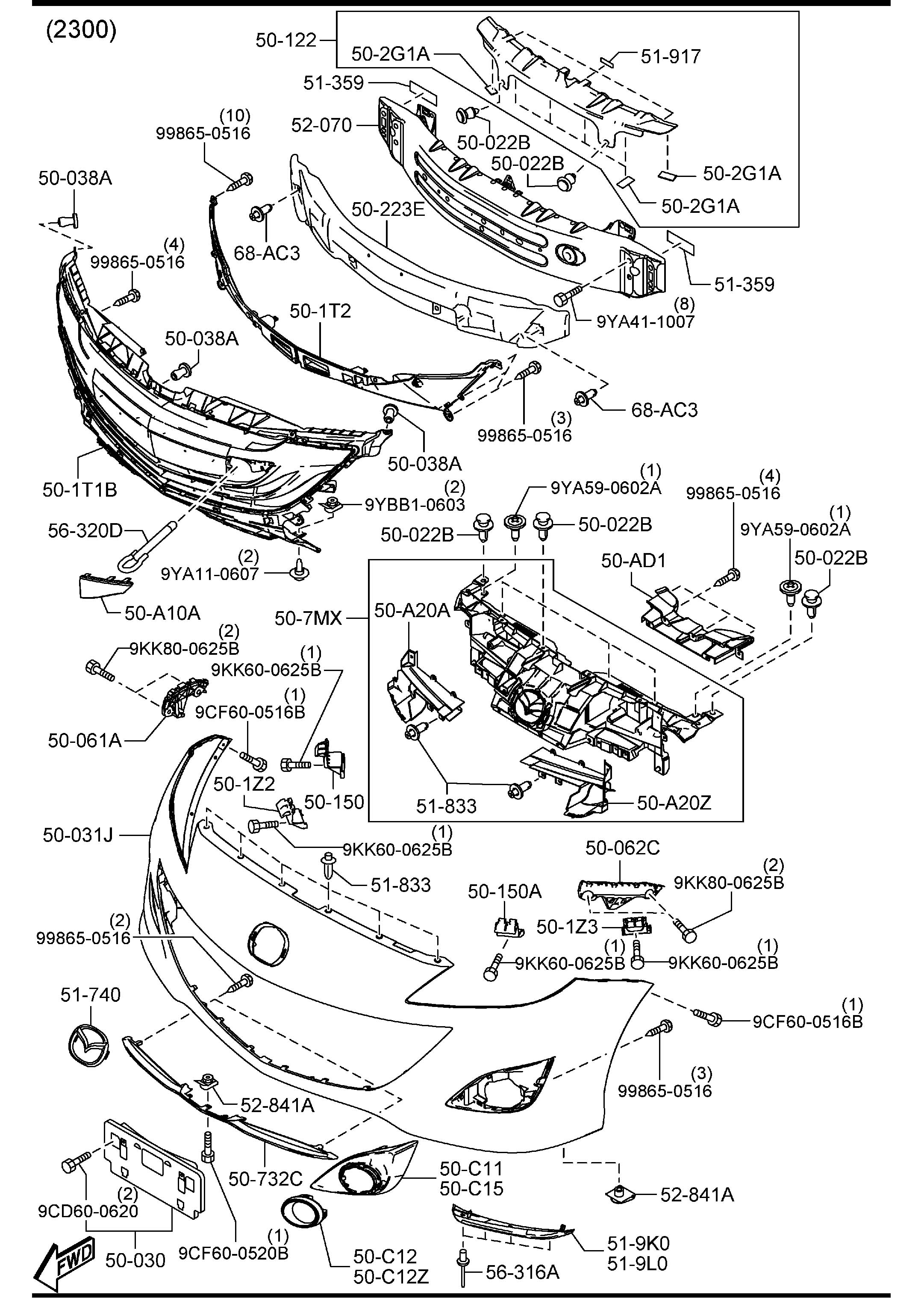 2009 Mazda 6 Parts Diagram • Wiring Diagram For Free