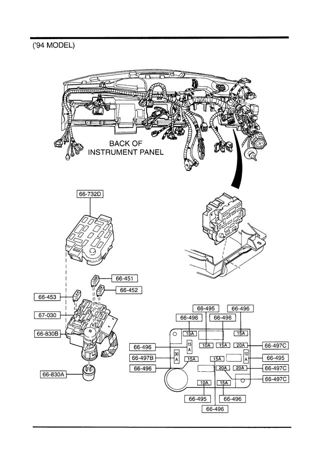 2010 Mazda 3 Stereo Speaker Wiring Diagram Diagrams