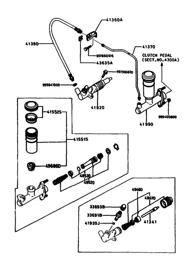 Mazda Mazda 6 Inner parts kit. Cylinders, cylindersmanual
