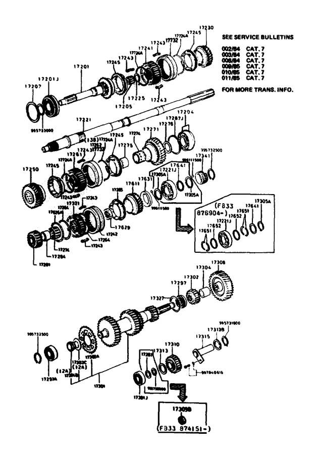 Mazda Mazda 6 Key, synch. Transmisston, custom