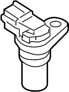 Mazda MX-5 Miata Engine Camshaft Position Sensor