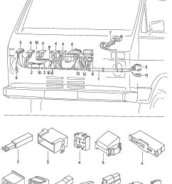 vw routan fuse box get free image about wiring diagram 1994 vw jetta electrical diagram for [ 1801 x 2388 Pixel ]