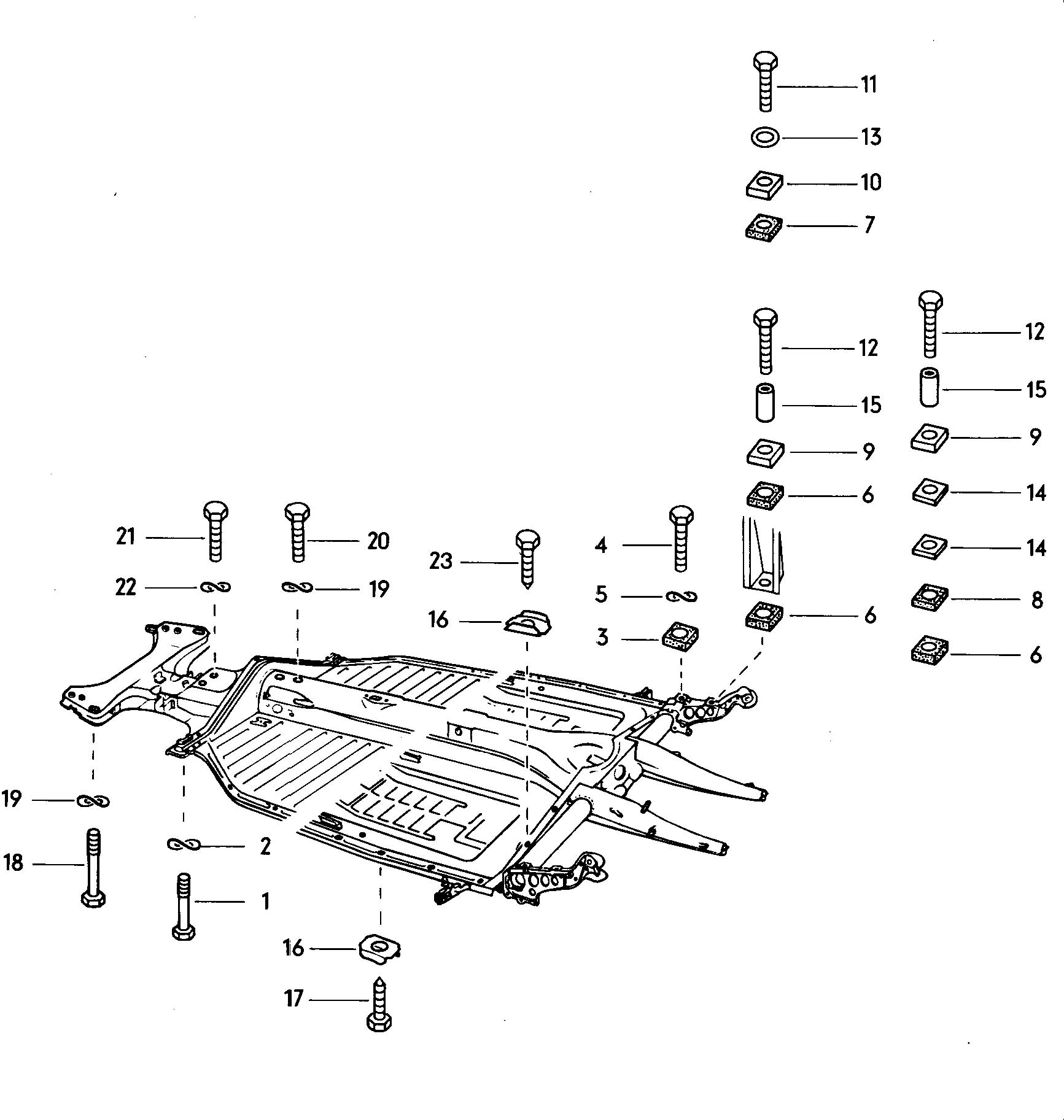 Parts: Vw Beetle Parts