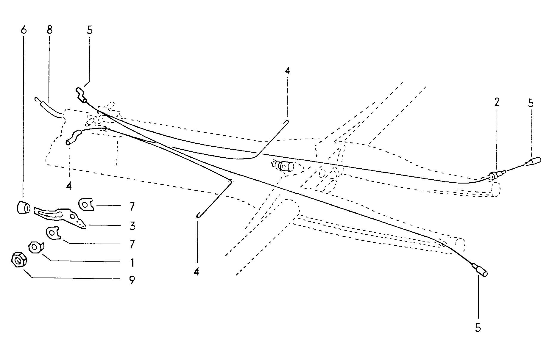 1992 Volkswagen Corrado Wiring_diagram Golf 1 Wiring