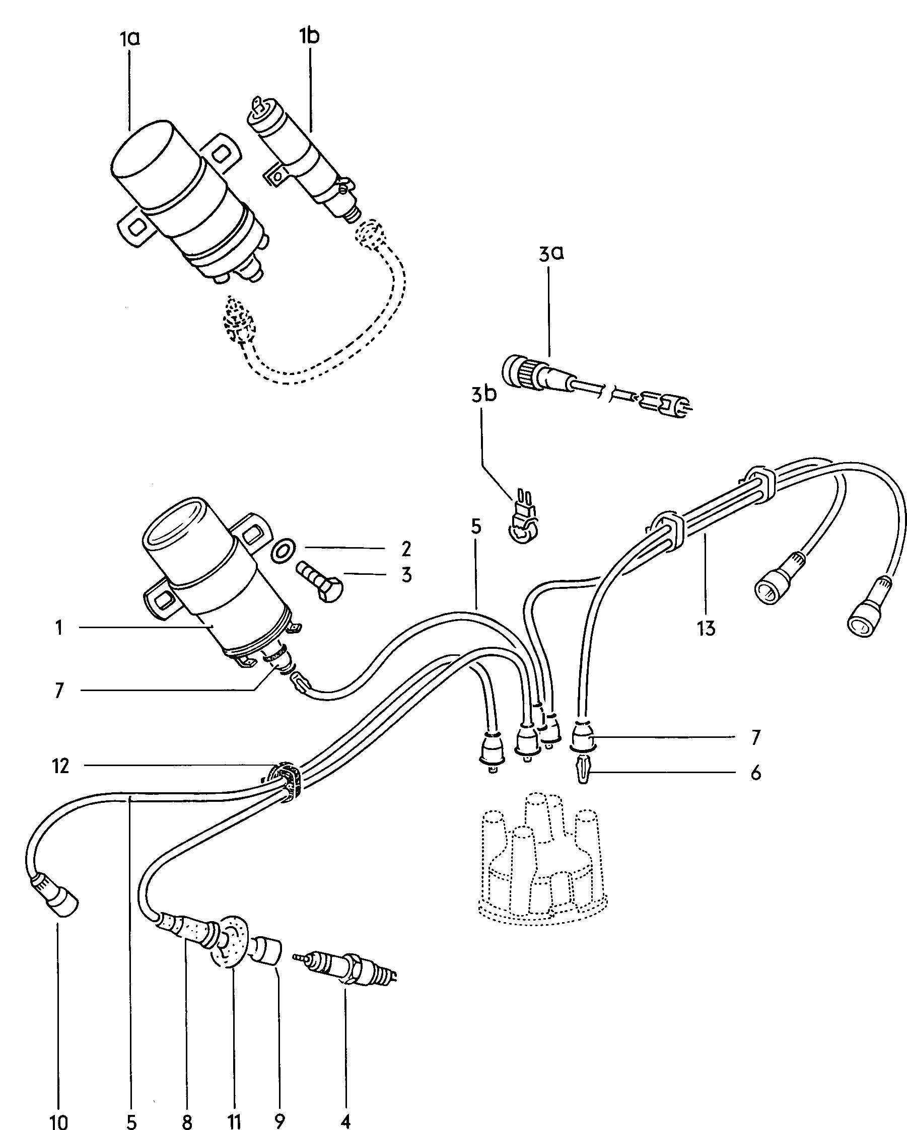 hight resolution of 1971 volkswagen coil wiring