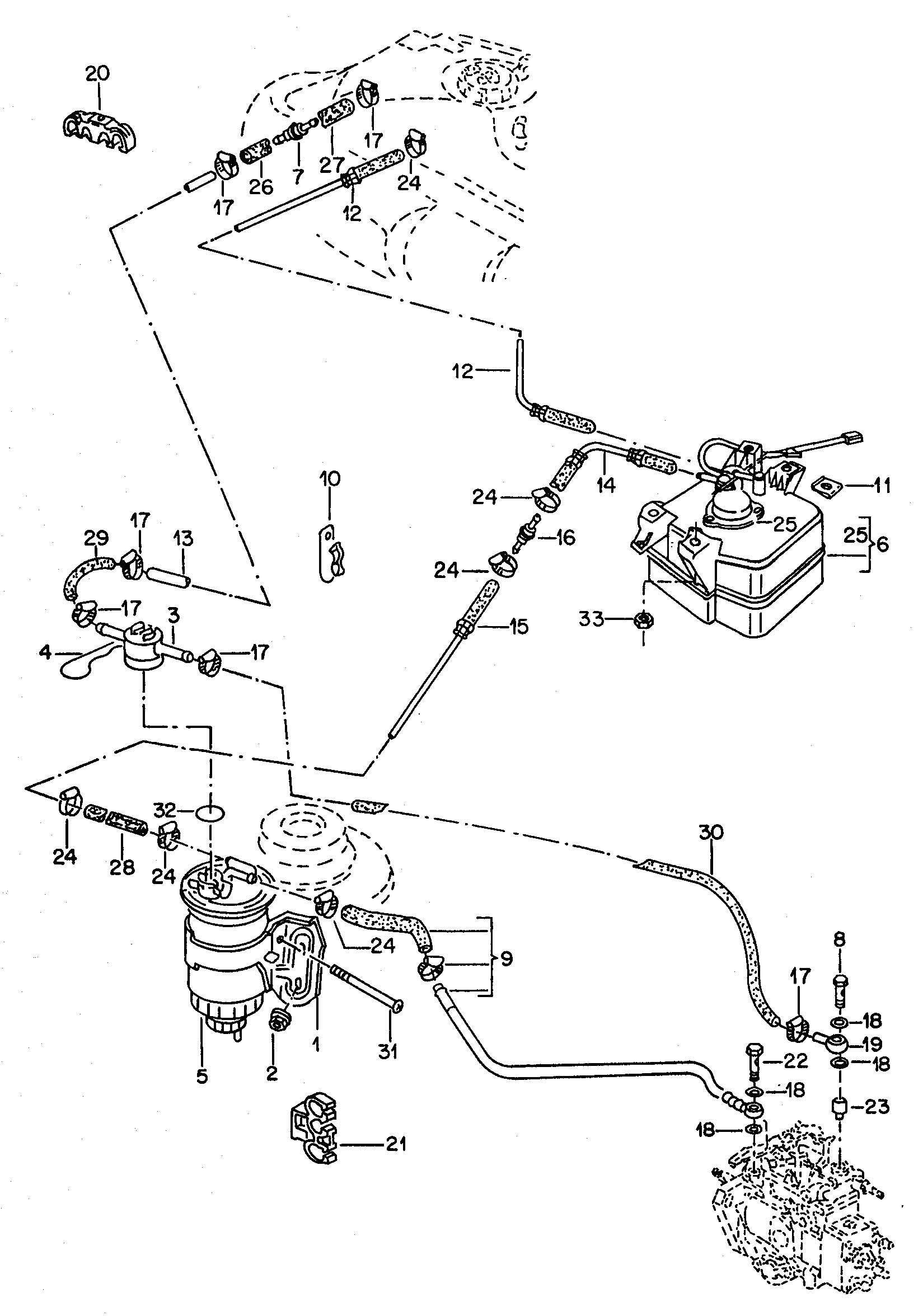 2001 volkswagen beetle parts diagram wiring for outlet upper radiator vw master blogs routan engine coolant free image user dash diagrams 1970