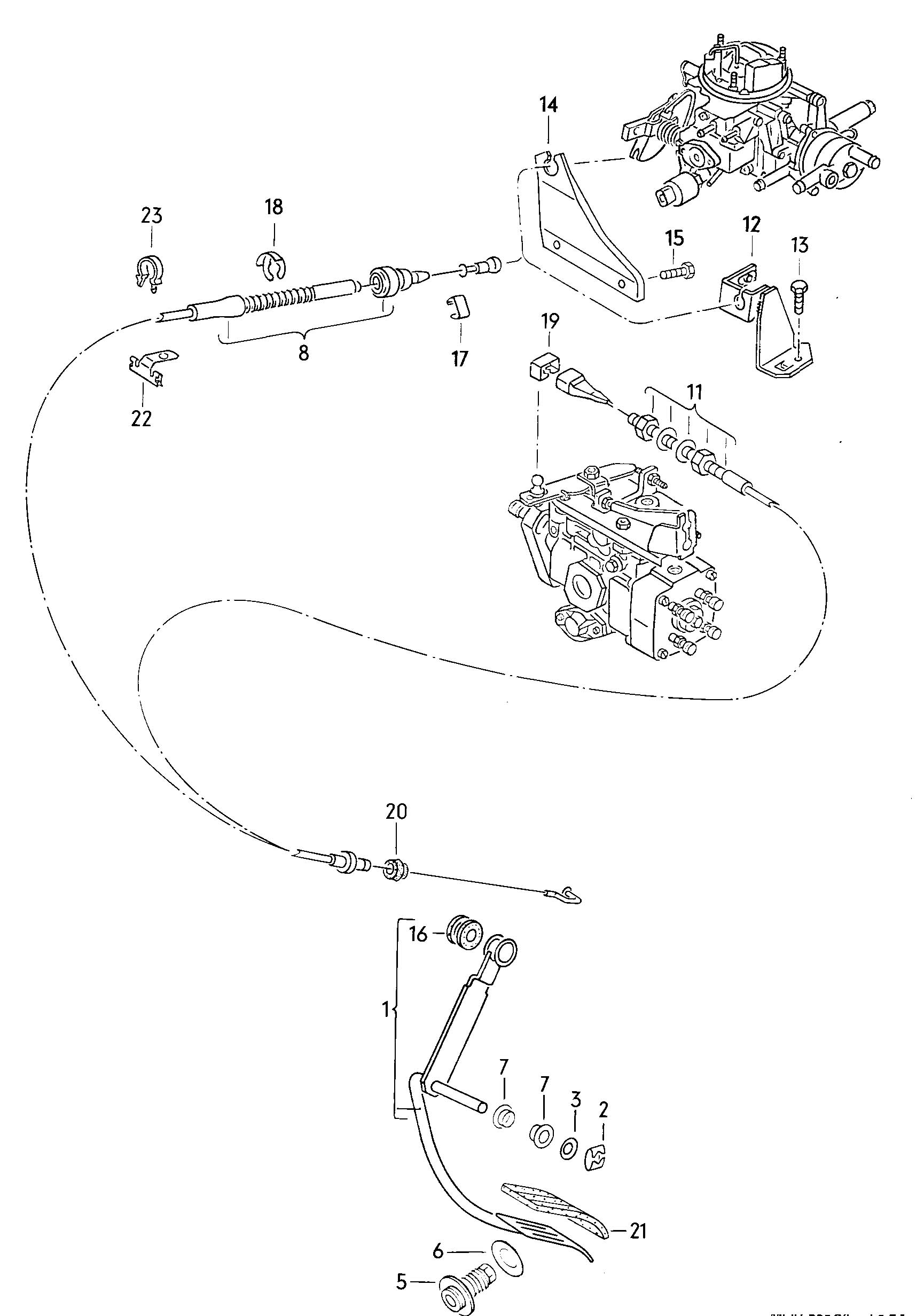 Service manual [2003 Chevrolet Tracker Timing Chain