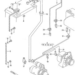 Vw Wiring Diagram Alternator Motion Sensor Uk Jetta Harness Get Free Image