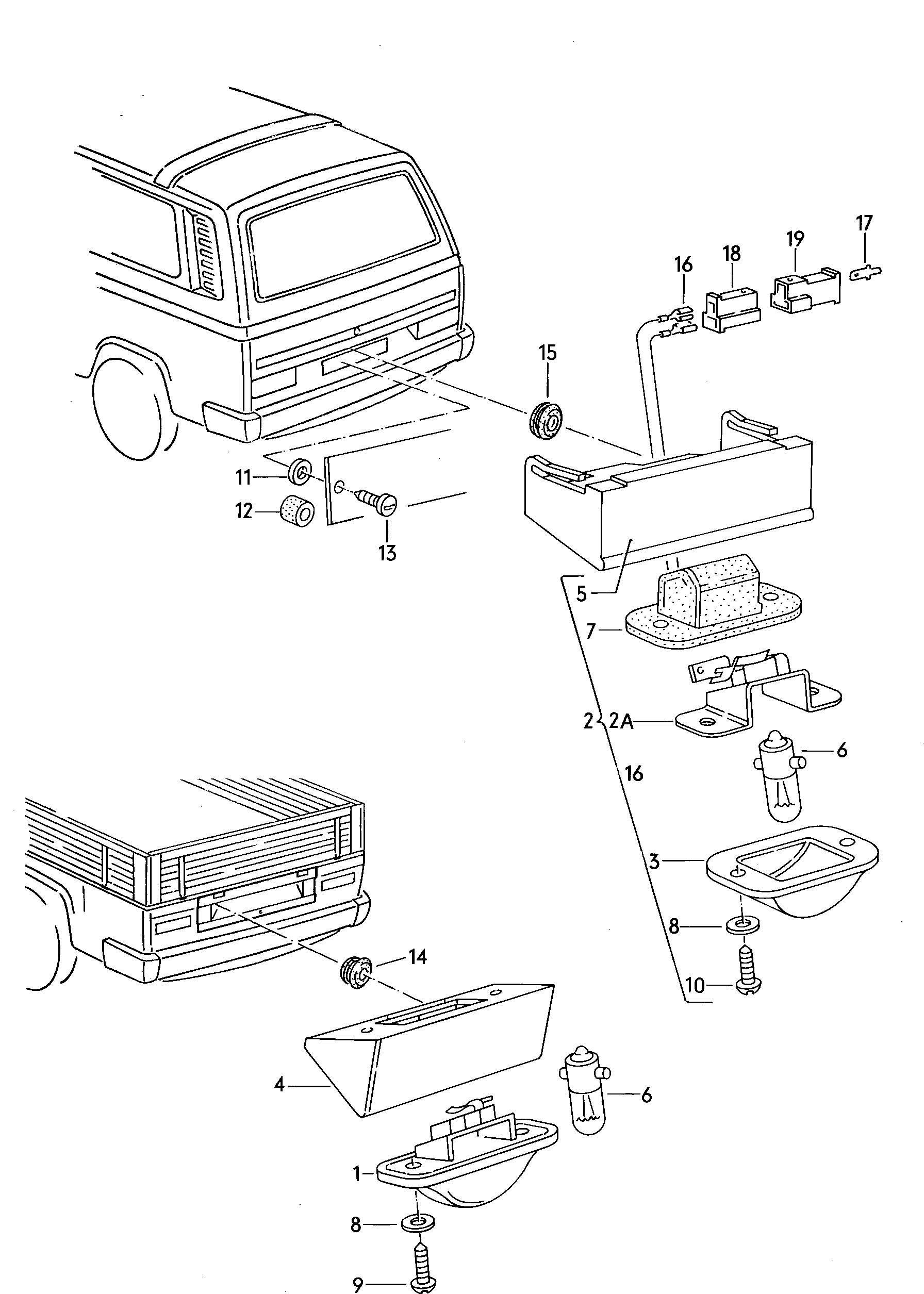 Vanagon Headlight Relay Diagram Power Steering Pressure