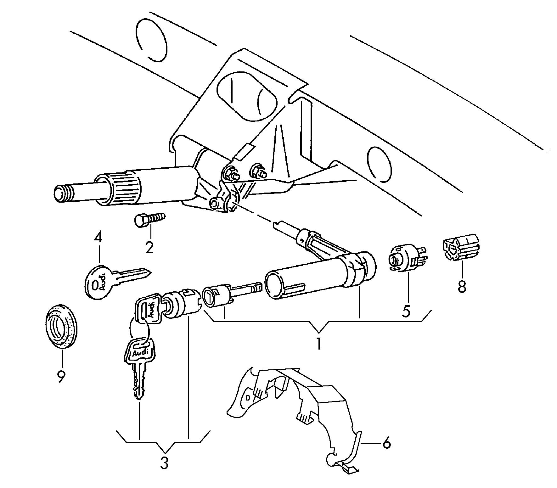 Volkswagen Jetta Rework if necessary ignition starter