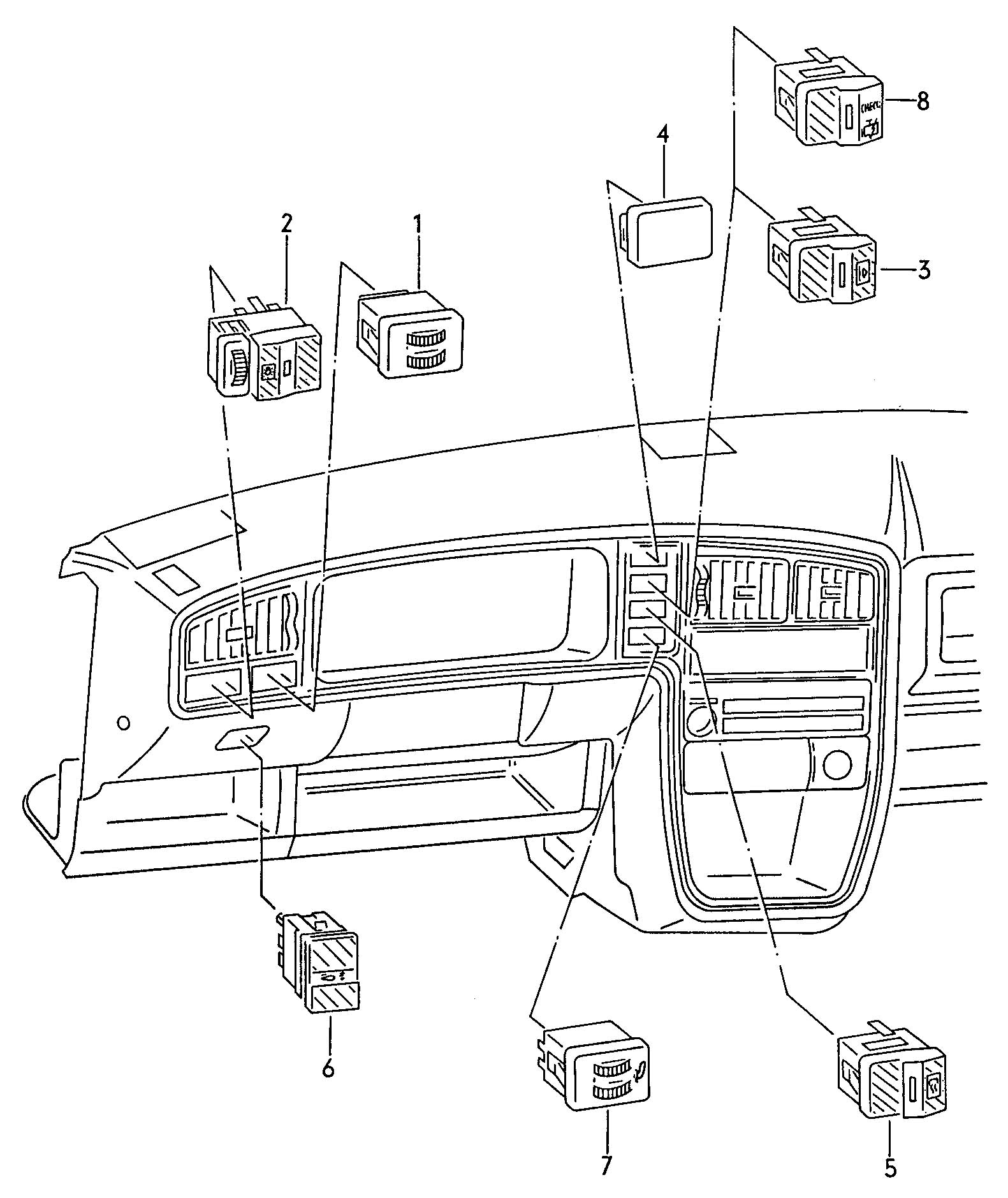 Volkswagen Fuse Box Location Wiring Diagram Schemes